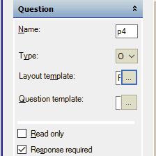 <p><strong>Projektowanie wyglądu ankiety<strong></p>Zapewnienie atrakcyjnego wyglądu oraz dostosowanie wyglądu ankiety do wymagań badania