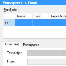 <p><strong>Zaproszenie do badania i personalizacja</strong></p>Zaproszenie do badania wysłane w postaci spersonalizowanej wiadomości e-mail