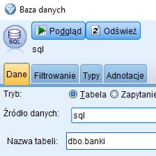 <p><strong>Integracja z bazami danych</strong></p>Praca z danymi w bazach danych poprzez tłumaczenie własnych poleceń na kod SQL oraz samodzielne tworzenie zapytań SQL